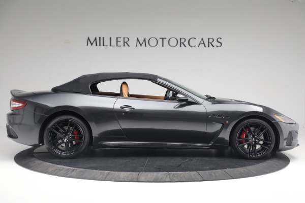 New 2018 Maserati GranTurismo MC Convertible for sale Sold at Maserati of Westport in Westport CT 06880 17