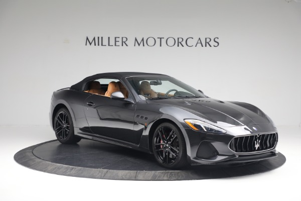 New 2018 Maserati GranTurismo MC Convertible for sale Sold at Maserati of Westport in Westport CT 06880 18
