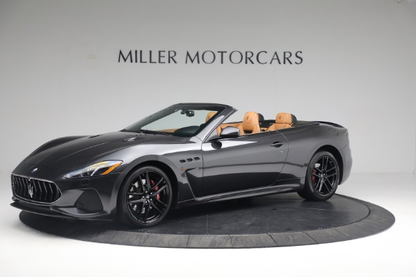 New 2018 Maserati GranTurismo MC Convertible for sale Sold at Maserati of Westport in Westport CT 06880 2