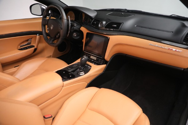New 2018 Maserati GranTurismo MC Convertible for sale Sold at Maserati of Westport in Westport CT 06880 25