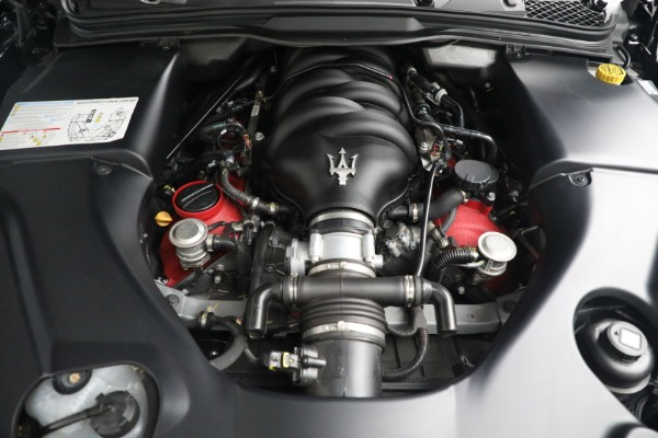 New 2018 Maserati GranTurismo MC Convertible for sale Sold at Maserati of Westport in Westport CT 06880 27