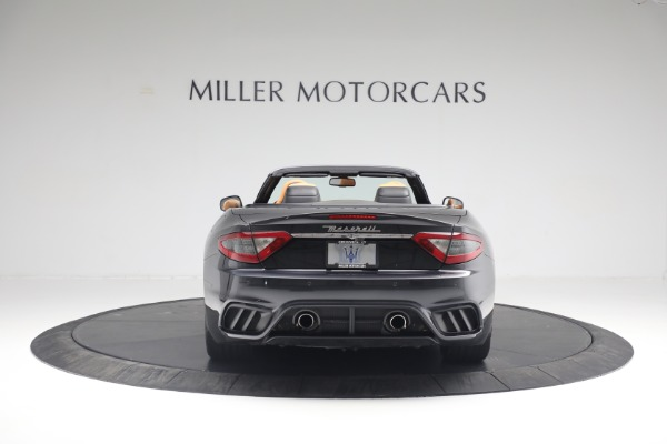 New 2018 Maserati GranTurismo MC Convertible for sale Sold at Maserati of Westport in Westport CT 06880 6