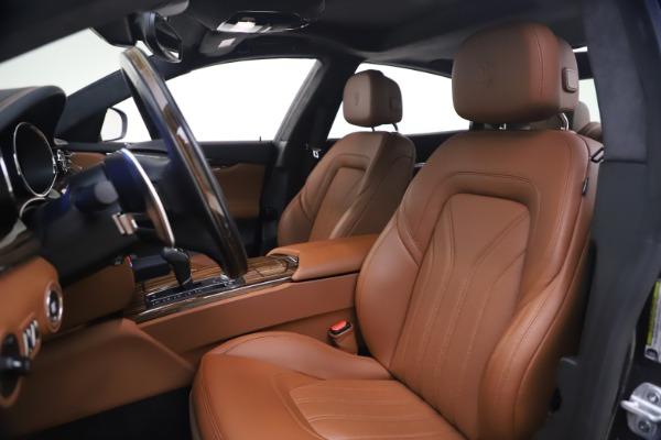 Used 2018 Maserati Quattroporte S Q4 GranLusso for sale $65,900 at Maserati of Westport in Westport CT 06880 14