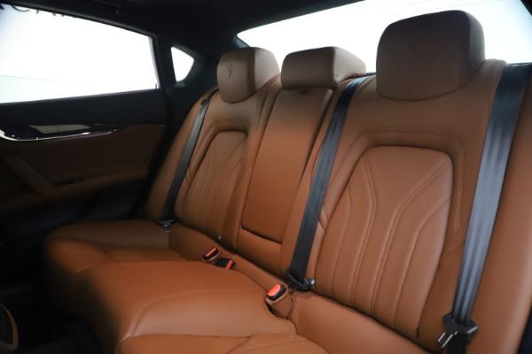 Used 2018 Maserati Quattroporte S Q4 GranLusso for sale $65,900 at Maserati of Westport in Westport CT 06880 18