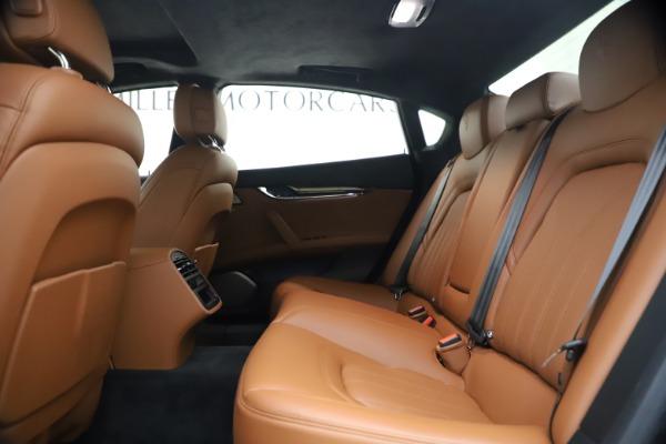 Used 2018 Maserati Quattroporte S Q4 GranLusso for sale $65,900 at Maserati of Westport in Westport CT 06880 19