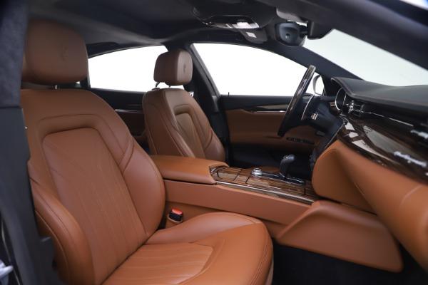 Used 2018 Maserati Quattroporte S Q4 GranLusso for sale $65,900 at Maserati of Westport in Westport CT 06880 21