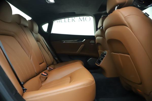 Used 2018 Maserati Quattroporte S Q4 GranLusso for sale $65,900 at Maserati of Westport in Westport CT 06880 25