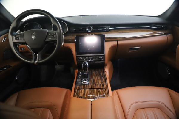 Used 2018 Maserati Quattroporte S Q4 GranLusso for sale $65,900 at Maserati of Westport in Westport CT 06880 27