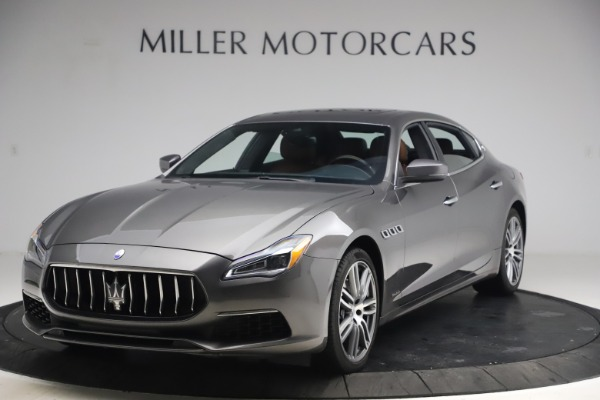 Used 2018 Maserati Quattroporte S Q4 GranLusso for sale $65,900 at Maserati of Westport in Westport CT 06880 1