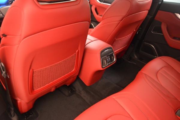 New 2018 Maserati Levante Q4 GranSport for sale Sold at Maserati of Westport in Westport CT 06880 13