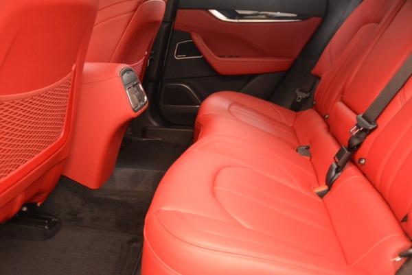 New 2018 Maserati Levante Q4 GranSport for sale Sold at Maserati of Westport in Westport CT 06880 14