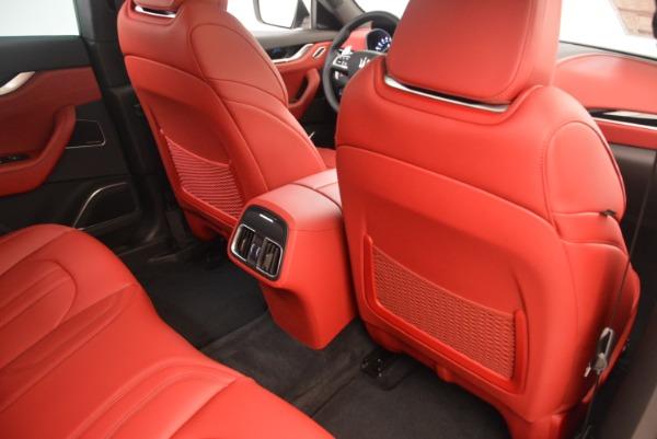 New 2018 Maserati Levante Q4 GranSport for sale Sold at Maserati of Westport in Westport CT 06880 16