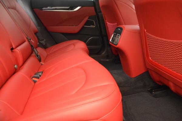 New 2018 Maserati Levante Q4 GranSport for sale Sold at Maserati of Westport in Westport CT 06880 17