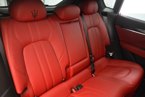New 2018 Maserati Levante Q4 GranSport for sale Sold at Maserati of Westport in Westport CT 06880 18