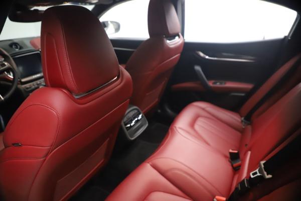 Used 2018 Maserati Ghibli S Q4 GranSport for sale Sold at Maserati of Westport in Westport CT 06880 18