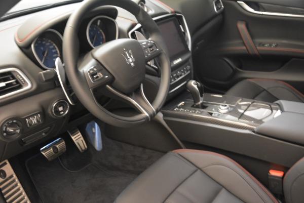 Used 2018 Maserati Ghibli S Q4 Gransport for sale $55,900 at Maserati of Westport in Westport CT 06880 14