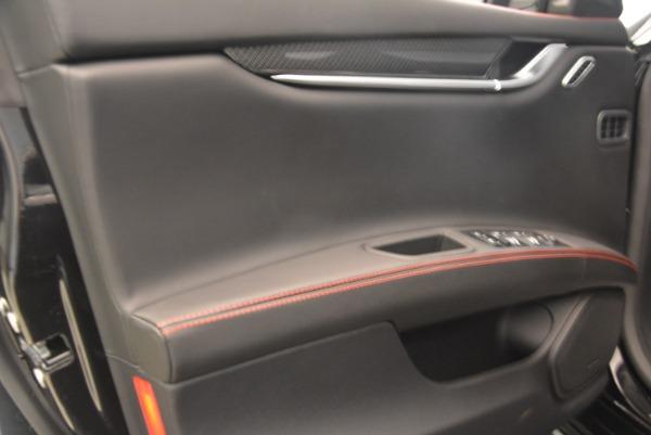 Used 2018 Maserati Ghibli S Q4 Gransport for sale $55,900 at Maserati of Westport in Westport CT 06880 17
