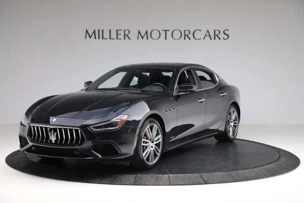 Used 2018 Maserati Ghibli S Q4 Gransport for sale $55,900 at Maserati of Westport in Westport CT 06880 2