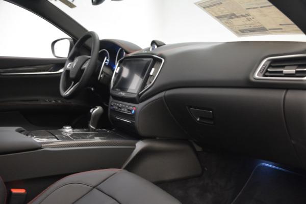 Used 2018 Maserati Ghibli S Q4 Gransport for sale $55,900 at Maserati of Westport in Westport CT 06880 21