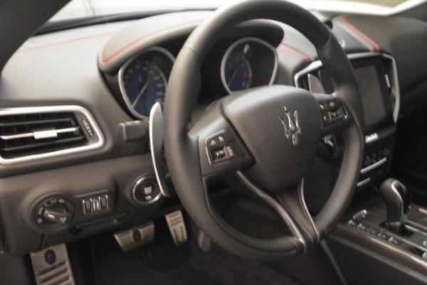Used 2018 Maserati Ghibli S Q4 Gransport for sale $55,900 at Maserati of Westport in Westport CT 06880 25