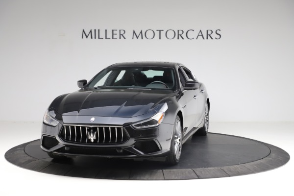 Used 2018 Maserati Ghibli S Q4 Gransport for sale $55,900 at Maserati of Westport in Westport CT 06880 1