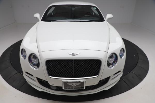 Used 2015 Bentley Continental GT Speed for sale $109,900 at Maserati of Westport in Westport CT 06880 13