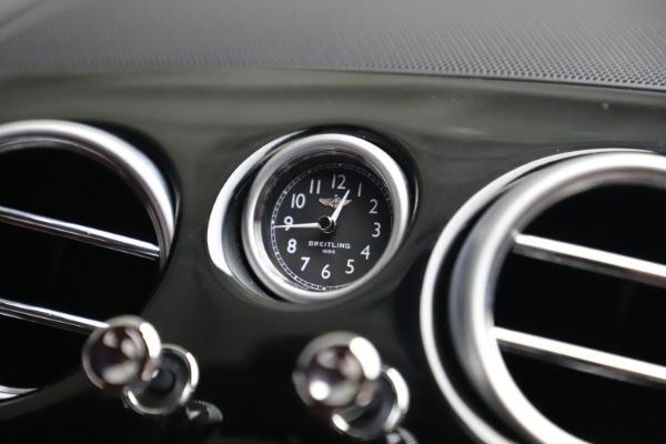 Used 2015 Bentley Continental GT Speed for sale $109,900 at Maserati of Westport in Westport CT 06880 20