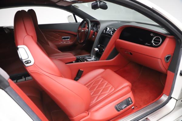 Used 2015 Bentley Continental GT Speed for sale $109,900 at Maserati of Westport in Westport CT 06880 21