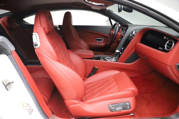 Used 2015 Bentley Continental GT Speed for sale $109,900 at Maserati of Westport in Westport CT 06880 22