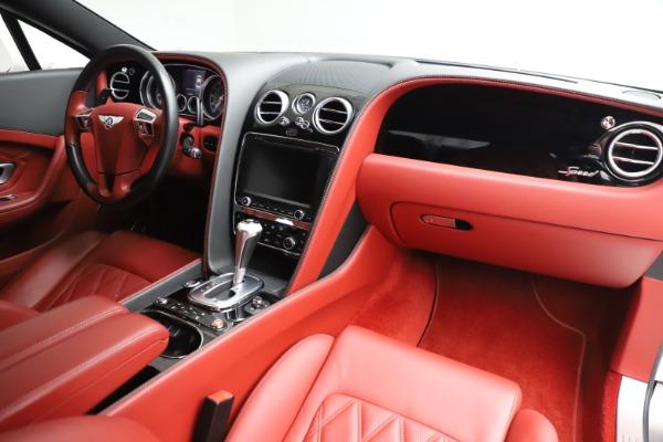 Used 2015 Bentley Continental GT Speed for sale $109,900 at Maserati of Westport in Westport CT 06880 25