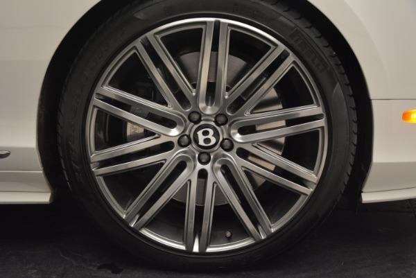 Used 2015 Bentley Continental GT Speed for sale $109,900 at Maserati of Westport in Westport CT 06880 27