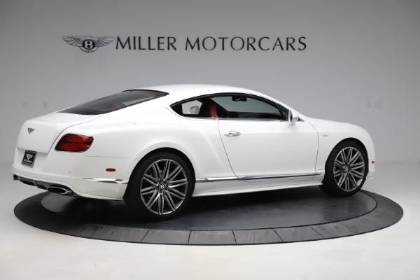 Used 2015 Bentley Continental GT Speed for sale $109,900 at Maserati of Westport in Westport CT 06880 8