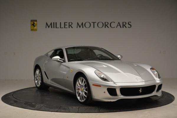 Used 2010 Ferrari 599 GTB Fiorano for sale Sold at Maserati of Westport in Westport CT 06880 11