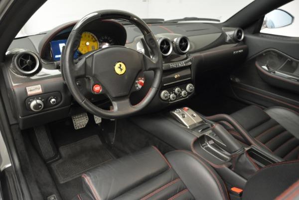 Used 2010 Ferrari 599 GTB Fiorano for sale Sold at Maserati of Westport in Westport CT 06880 13