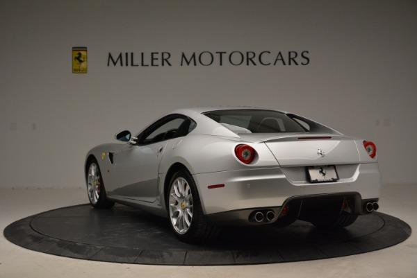 Used 2010 Ferrari 599 GTB Fiorano for sale Sold at Maserati of Westport in Westport CT 06880 5