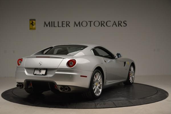 Used 2010 Ferrari 599 GTB Fiorano for sale Sold at Maserati of Westport in Westport CT 06880 7
