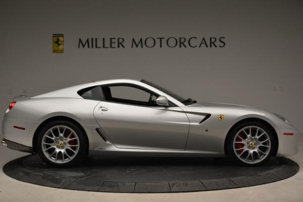 Used 2010 Ferrari 599 GTB Fiorano for sale Sold at Maserati of Westport in Westport CT 06880 9