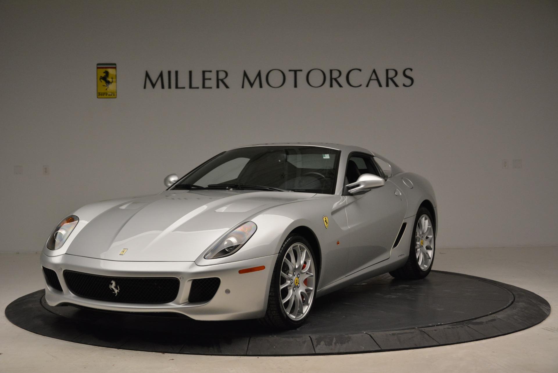 Used 2010 Ferrari 599 GTB Fiorano for sale Sold at Maserati of Westport in Westport CT 06880 1