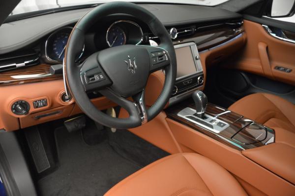 New 2016 Maserati Quattroporte S Q4 for sale Sold at Maserati of Westport in Westport CT 06880 13