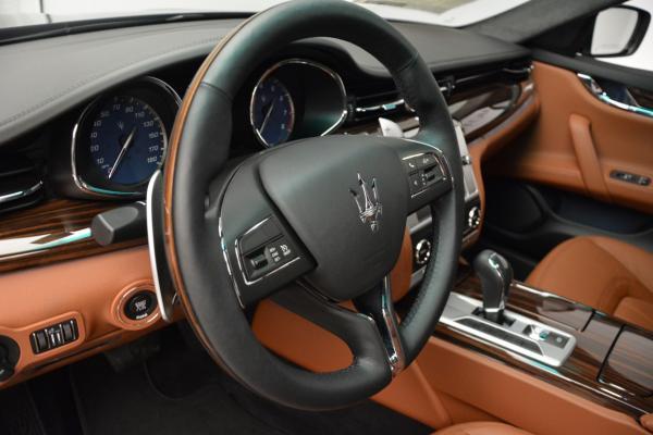 New 2016 Maserati Quattroporte S Q4 for sale Sold at Maserati of Westport in Westport CT 06880 16