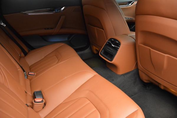 New 2016 Maserati Quattroporte S Q4 for sale Sold at Maserati of Westport in Westport CT 06880 23