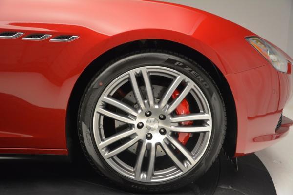 New 2016 Maserati Ghibli S Q4 for sale Sold at Maserati of Westport in Westport CT 06880 28