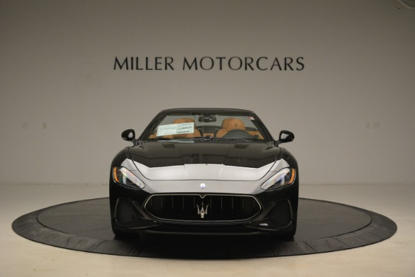 New 2018 Maserati GranTurismo MC Convertible for sale Sold at Maserati of Westport in Westport CT 06880 11