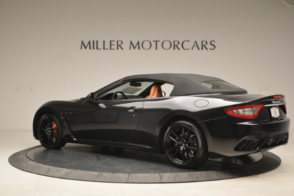 New 2018 Maserati GranTurismo MC Convertible for sale Sold at Maserati of Westport in Westport CT 06880 14