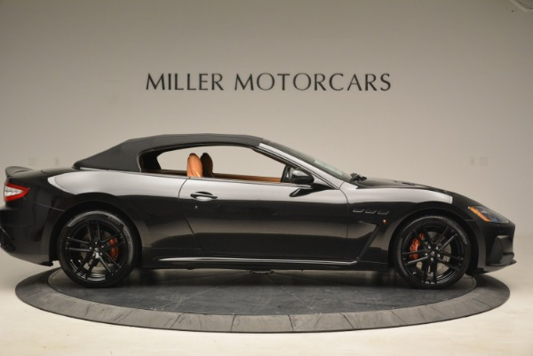 New 2018 Maserati GranTurismo MC Convertible for sale Sold at Maserati of Westport in Westport CT 06880 19