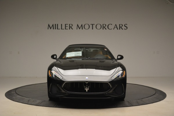 New 2018 Maserati GranTurismo MC Convertible for sale Sold at Maserati of Westport in Westport CT 06880 22