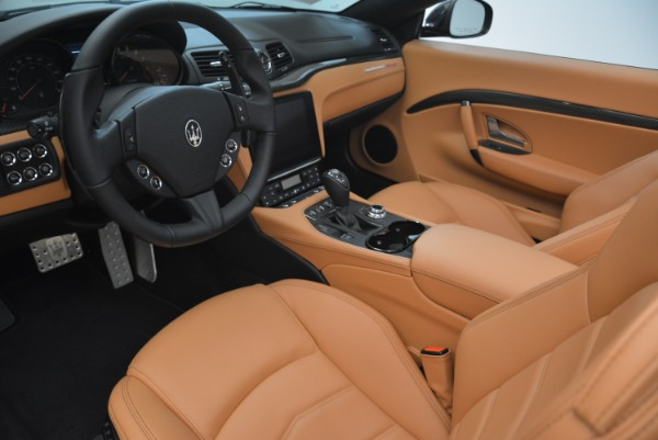 New 2018 Maserati GranTurismo MC Convertible for sale Sold at Maserati of Westport in Westport CT 06880 24