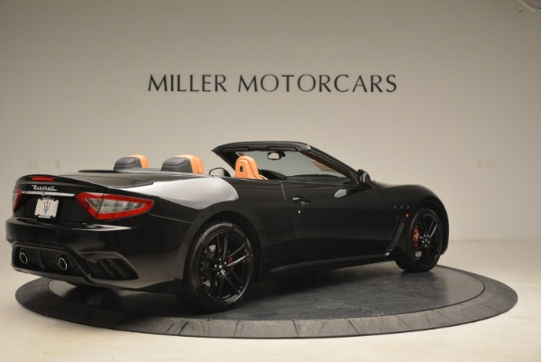 New 2018 Maserati GranTurismo MC Convertible for sale Sold at Maserati of Westport in Westport CT 06880 7