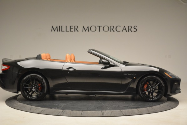 New 2018 Maserati GranTurismo MC Convertible for sale Sold at Maserati of Westport in Westport CT 06880 8