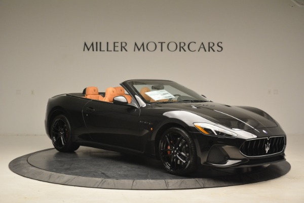 New 2018 Maserati GranTurismo MC Convertible for sale Sold at Maserati of Westport in Westport CT 06880 9